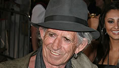 Keith Richards is still shocked to be in Disney movies