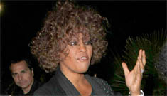 Whitney Houston is in outpatient rehab for drugs and alcohol