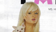 Paris Hilton impersonator to appear in Playboy