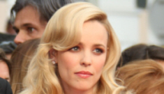 Rachel McAdams in red lace Marchesa in Cannes: gorgeous or meh?