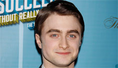 """Daniel Radcliffe: """"it's none of your business what [young stars] are going through"""""""
