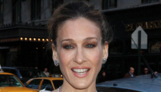 Sarah Jessica Parker's Valentino: maybe the ugliest thing she's ever worn?