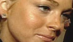 Lindsay Lohan has a stalker