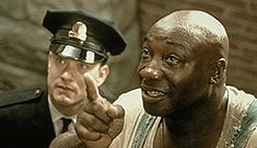 Michael Clarke Duncan lost weight by pretending to be a farmer