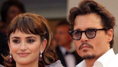 Penelope Cruz in Cannes, in Stella McCartney & Marchesa: tragic or lovely?