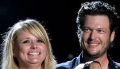 Blake Shelton & Miranda Lambert wed; also, some Followill got hitched too