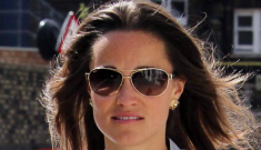 Pippa Middleton's duchess dreams & a faux Canadian tuxedo