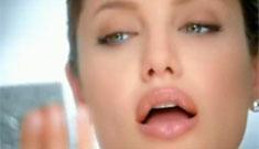 Angelina Jolie's Shiseido commercial
