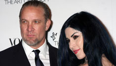 Kat Von D & Jesse James already canceled a wedding date, brokeup for months