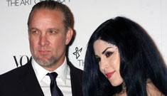 Kat Von D & Jesse James already canceled a wedding date, brokeup for months