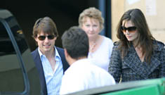 "Tom Cruise gets unlikely ""Plan D"" investors"