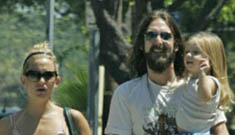 Kate Hudson and Chris Robinson are giving love another chance