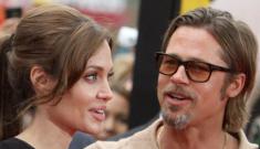 Angelina Jolie in black Michael Kors the 'KFP 2′ premiere: cute or sacky?