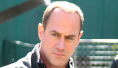 Christopher Meloni isn't interested in catching rapists anymore
