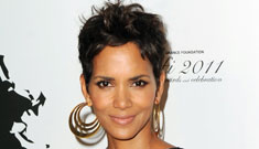 Halle Berry's extreme cutout dress at the FiFi Awards: hot or too revealing?