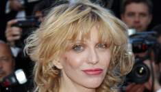 """Courtney Love: """"These days, I'm very virginal when it   comes to drugs"""""""
