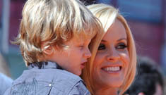 Jenny McCarthy says her son has recovered from autism