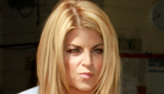 Kirstie Alley claims she lost 38 inches from going from a size 12 to a 6