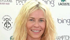 Chelsea Handler in the Hamptons: ragged hell or not that bad?