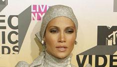 J.Lo channels Jane Fonda at the VMAs