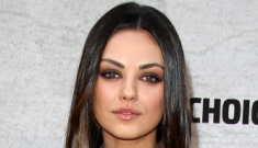 Mila Kunis in Givenchy at the Guys Choice Awards: lovely or too dressed-down?