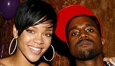 """Rihanna and Kanye West make out"" morning links"