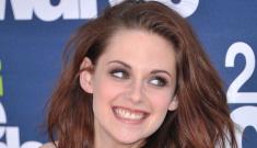Kristen Stewart in the safety pin Balmain dress: cute or rage-inducing?