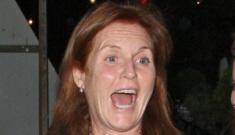 Sarah Ferguson is a pathological liar, blames her crazy on her parents