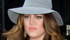 Khloe Kardashian's braless malfunction on 'Fox &    Friends': tacky?
