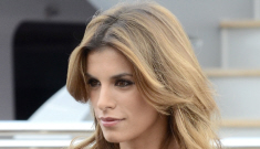 "Elisabetta Canalis on Clooney: ""We are a couple that never gets bored"""