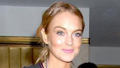 Lindsay Lohan thinks Sarah Palin isn't cool enough to get into clubs