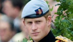 """Prince Harry admits he won't be getting married """"for a long time"""""""