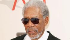 Did Morgan Freeman bring out his E'Dena Hines, his lover & step-granddaughter?