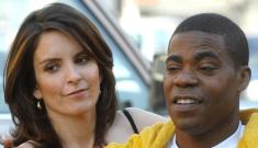 "Tina Fey: Tracy Morgan is ""too sleepy & self-centered"" to hurt anyone"