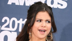 Selena Gomez hospitalized for exhaustion or food poisoning, not pregnancy