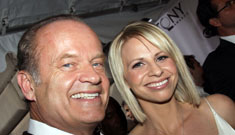 Kelsey Grammer gets bitchy about his custody battle and potential reality show