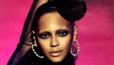 Beyonce covers Dazed & Confused, W Mag: does she look tweaked?