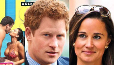Will the romance between Prince Harry & Pippa Middleton ever happen?