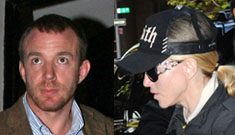 Madonna and Guy Ritchie reach an early divorce settlement