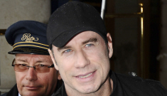 """John Travolta on his marriage: """"Our church does a lot to help us keep together"""""""