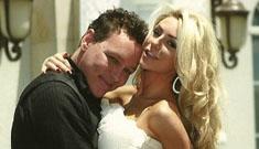 """51 year-old Green Mile actor marries """"16″ year-old beauty pageant winner"""