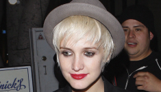 Ashlee Simpson has a new boyfriend, and he's kind of hot
