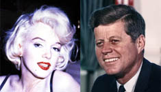 Man claiming to be lovechild of Marilyn Monroe and JFK goes after Kennedy money