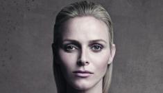 Prince Albert's fiancée Charlene Wittstock talks to Vogue