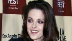 Kristen Stewart's premiere look: too casual or pretty & fresh?