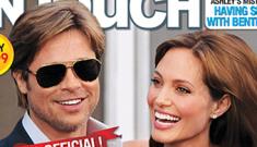 "Brad Pitt & Angelina Jolie's ""secret"" Autumn Equinox wedding sounds nice"