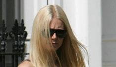 Gwyneth Paltrow enjoys wine and surfing