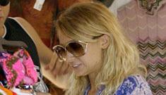 Nicole Richie buys yet another bikini