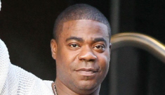 Tracy Morgan stops offending gays, starts offending the mentally challenged