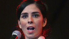Sarah Silverman's humor doesn't translate well for Brits